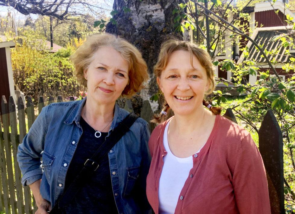 Anna och Lotta