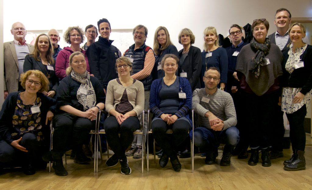 Members of the network Pollinate Sweden